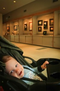 Landon at West End Gallery Corning, NY