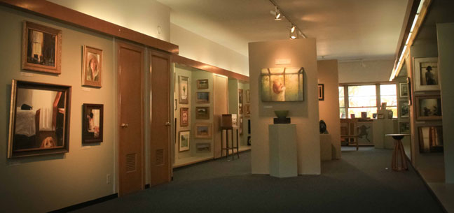 West End Gallery Corning, NY