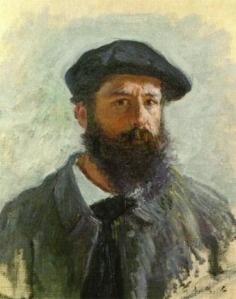 Monet Sporting a Beret