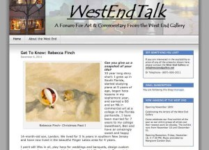 West End Talk