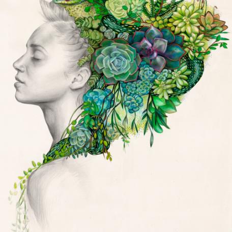 Jade © Erica Rose Levine