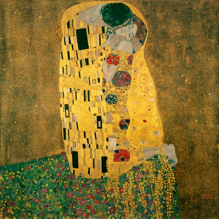 the Kiss Gustav_Klimt_016