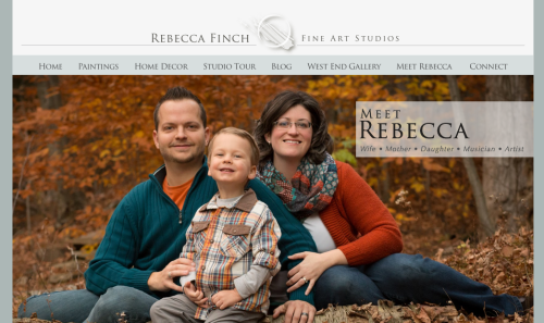 Meet Rebecca Finch