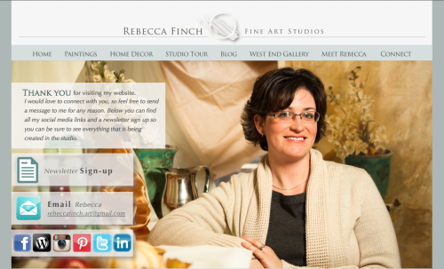 Rebecca Finch Connect