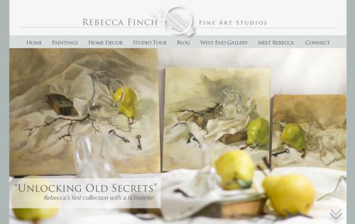 Rebecca Finch Homepage