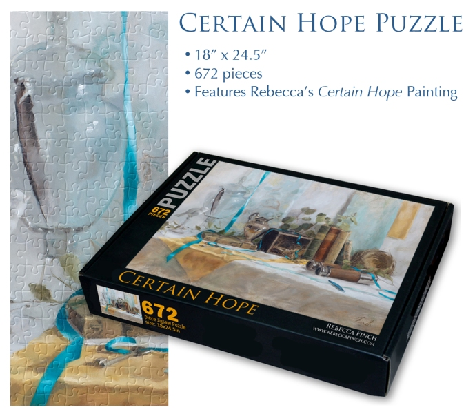 Certain Hope Puzzle small block