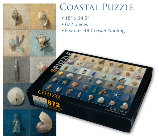 Coastal Puzzle small block