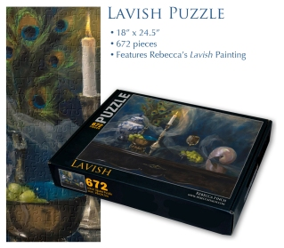 Lavish Puzzle small block